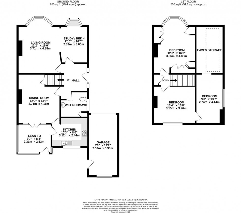 Floorplan for Waverley Avenue, Whitton
